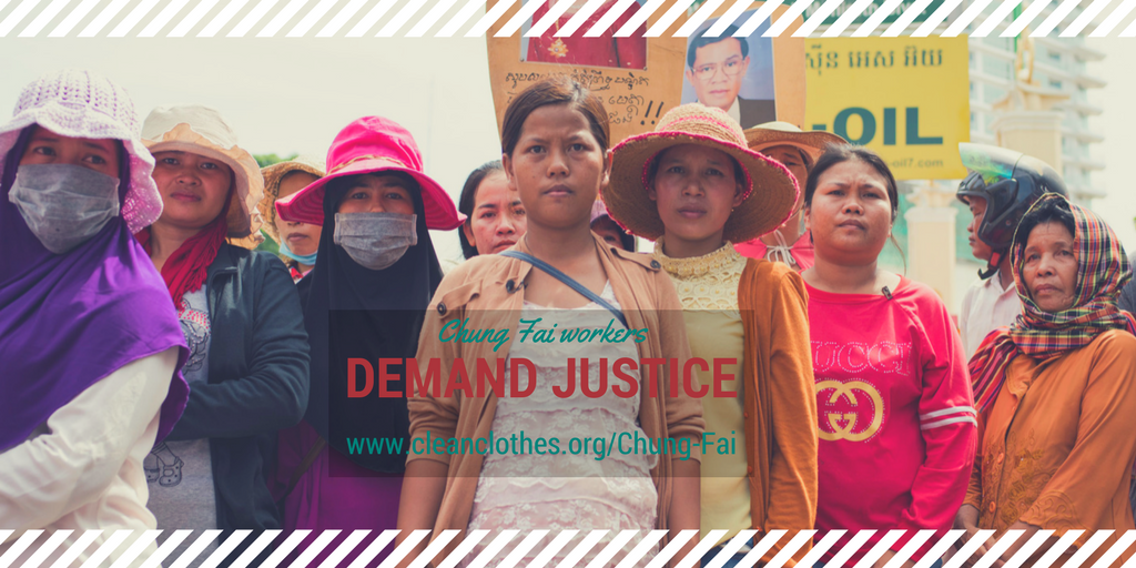 Take action  support 208 Cambodian workers fighting for justice 2c2a8542826a2