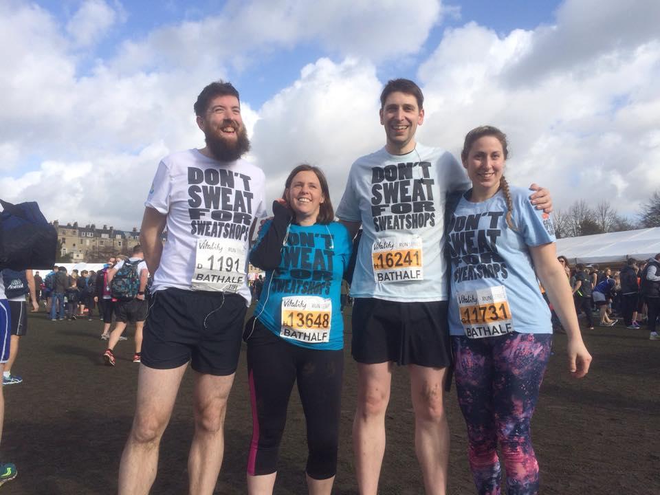 Vitality Bath Half Marathon 2017