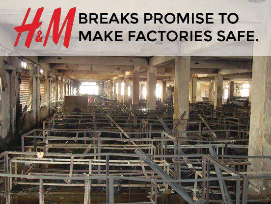 H&M factory