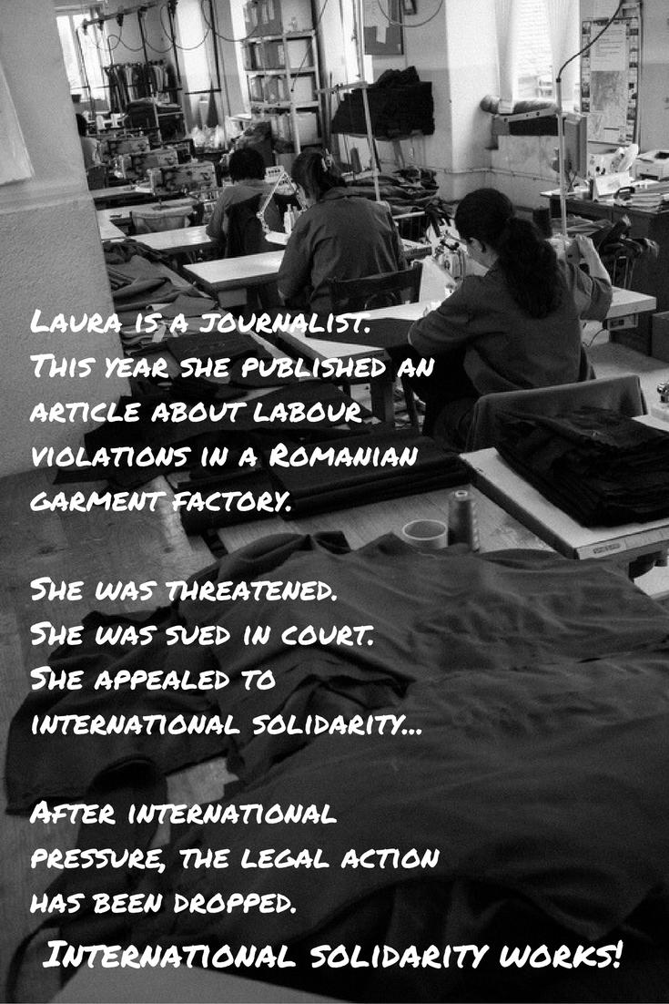 Laura Ștefănuț story