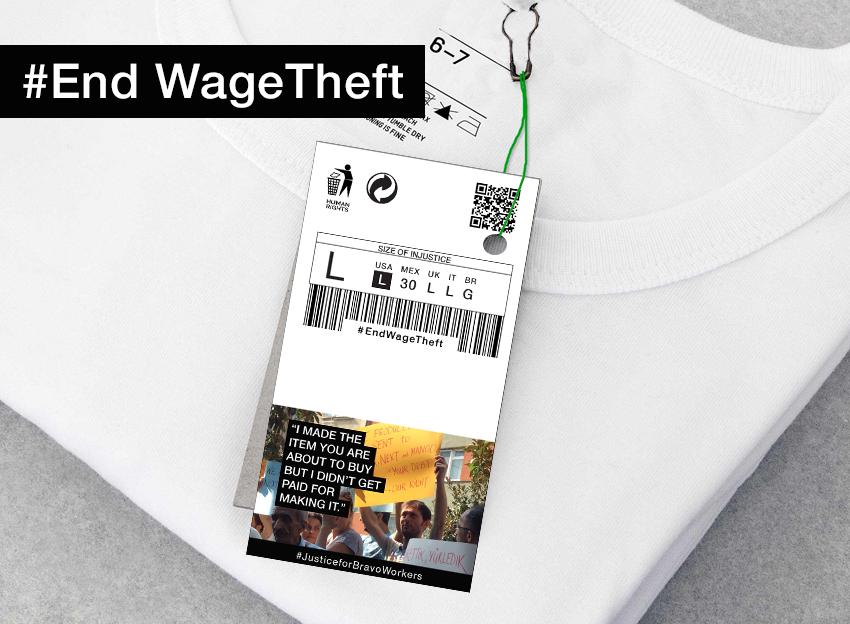 Despite massive profits, big fashion brands refuse to pay workers