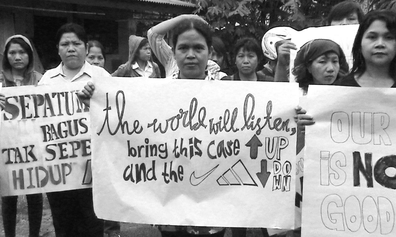 kizone protest