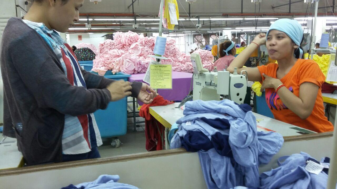 Pink Shirt Production 11.03.16