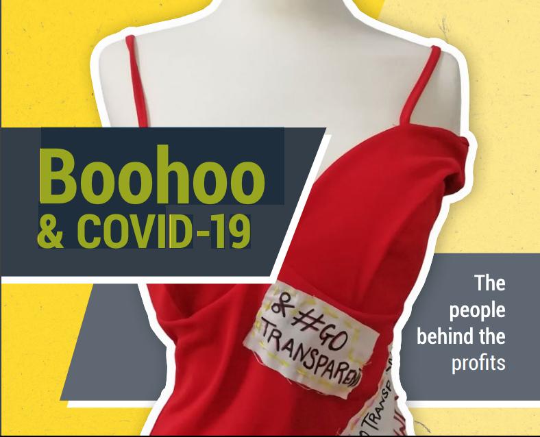 Boohoo แบรนด์ฟาสต์แฟชั่นของอังกฤษ กำลังถูกวิพากษ์วิจารณ์อย่างหนักเกี่ยวกับการกำกับดูแลสายพานการผลิตในเลสเตอร์